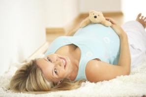 Entspannung in der Schwangerschaft © Hannes Eichinger - Fotolia.com