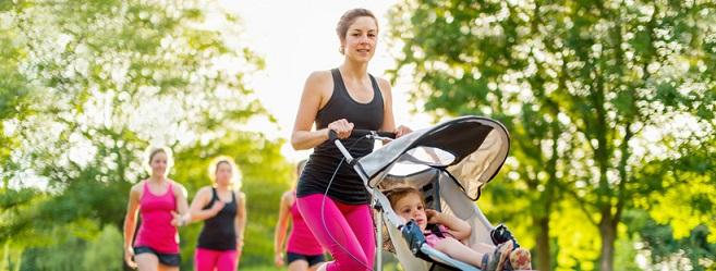 Cellulite in der Schwangerschaft durch Sport vorbeugen