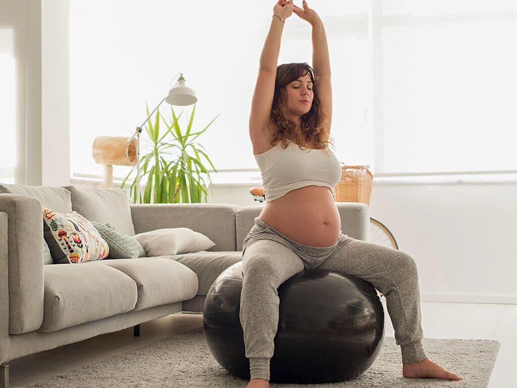 Beckenbodentraining in der Schwangerschaft