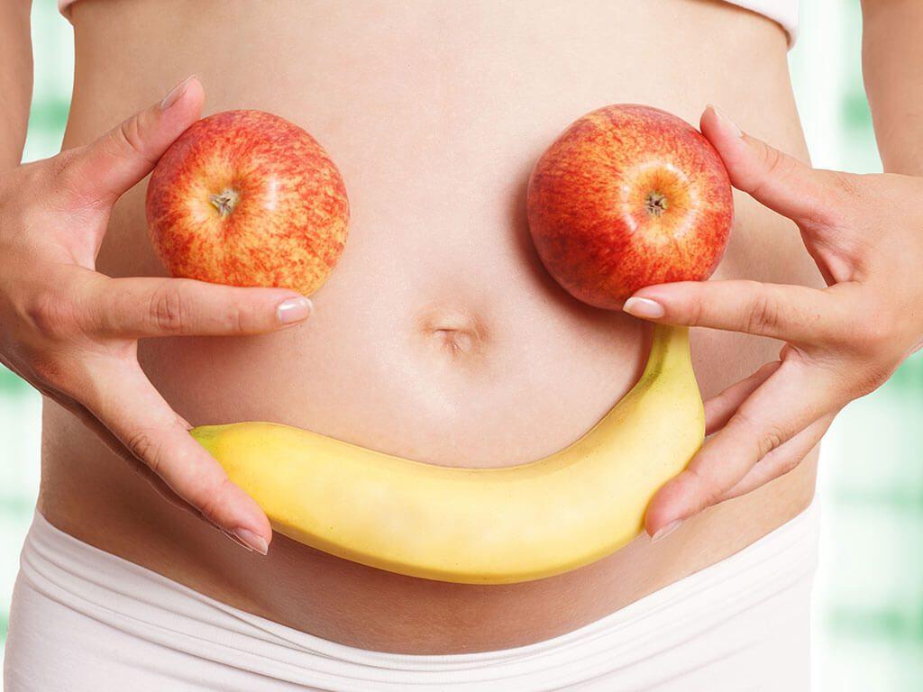 Diät während der Schwangerschaft