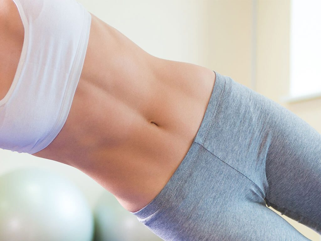 Bauchmuskulatur trainieren
