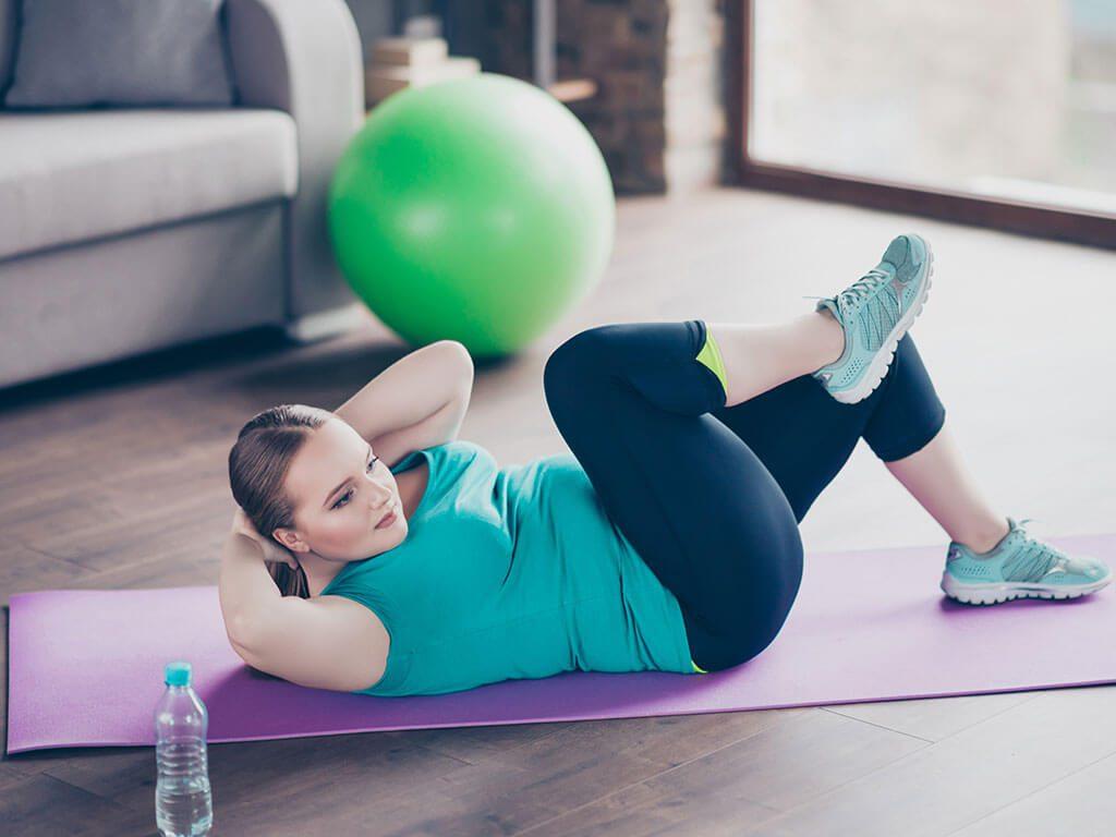 Schwangerschaft Bauchmuskeln
