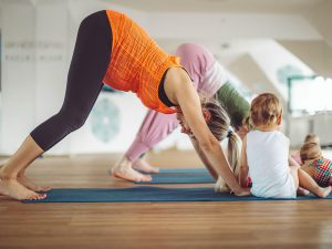 Yoga Schwangerschaft