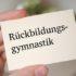 Rückbildungsgymnastik übungen für Zu Hause