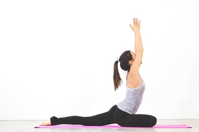 Abnehmen mit Yoga nach Geburt ? Ist das möglich ?