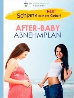 Abnehmen nach der Schwangerschaft: Fit in 8 Wochen