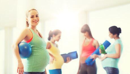 Wann darf ich mit dem Abnehmen nach der Schwangerschaft beginnen