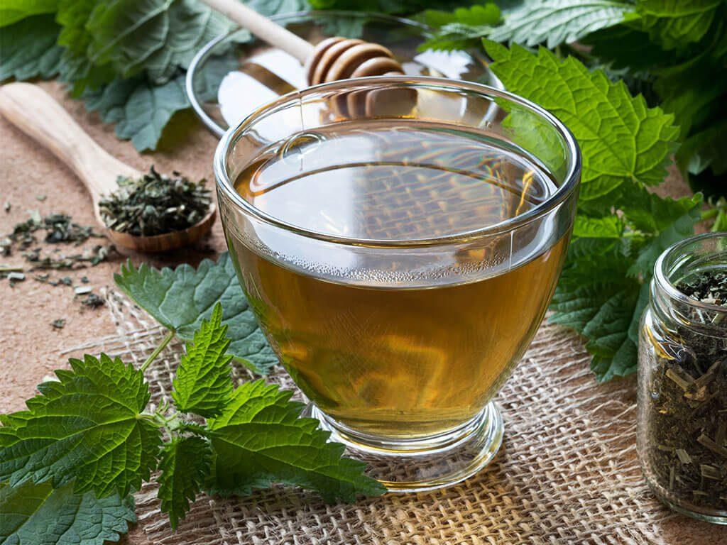 Grüner Tee nach Schwangerschaft