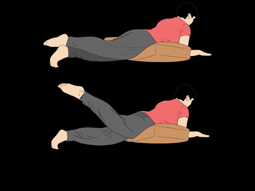 Baumstamm-Übungen